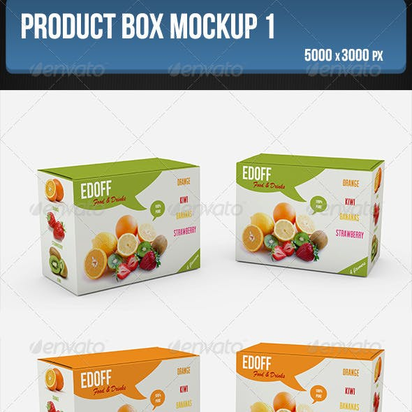 Product Box Mockup1