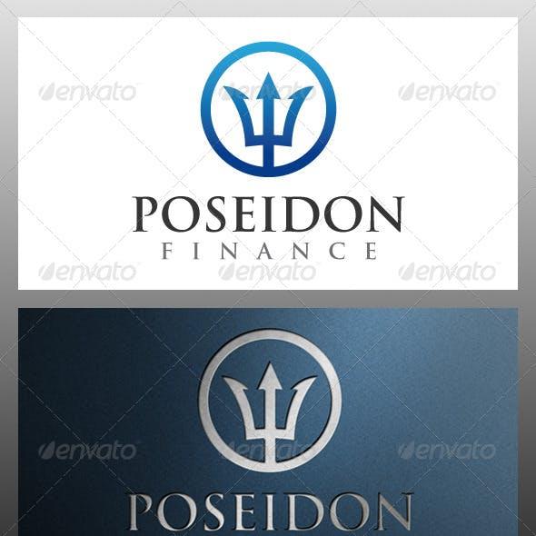 Poseidon Logo Template