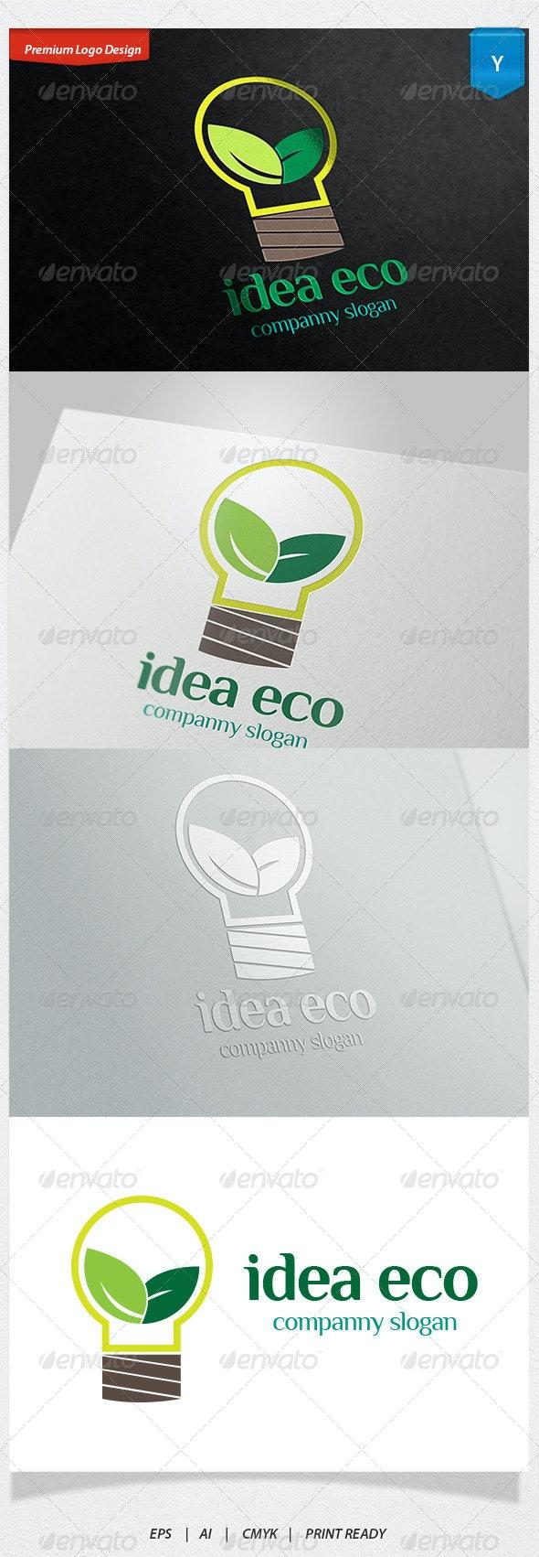 Idea Eco Logo