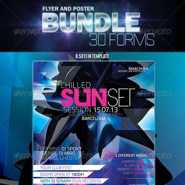 3D Sound Forms Bundle