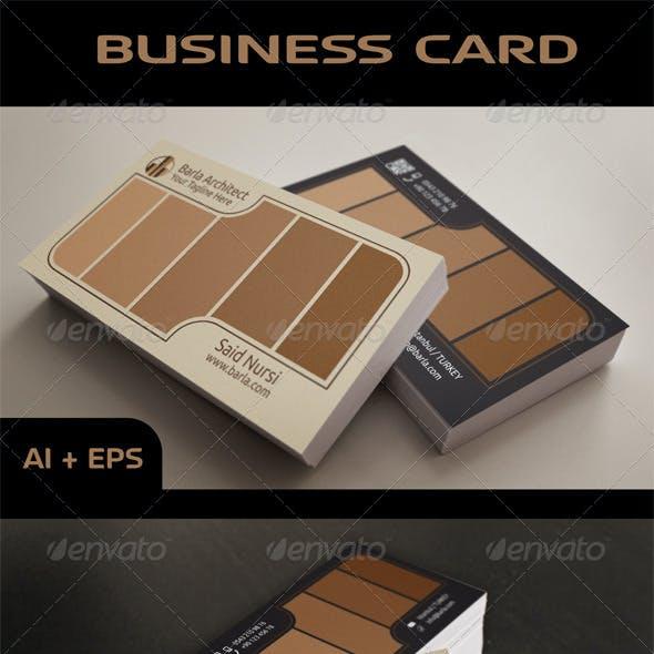 Barla Business Card