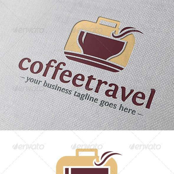 Coffee Travel Logo