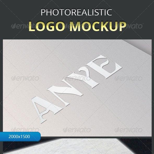 Logo Mockup Pack 1
