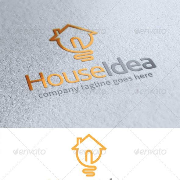 House Idea Logo