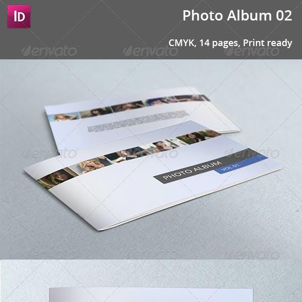 Modern Photo Album 02