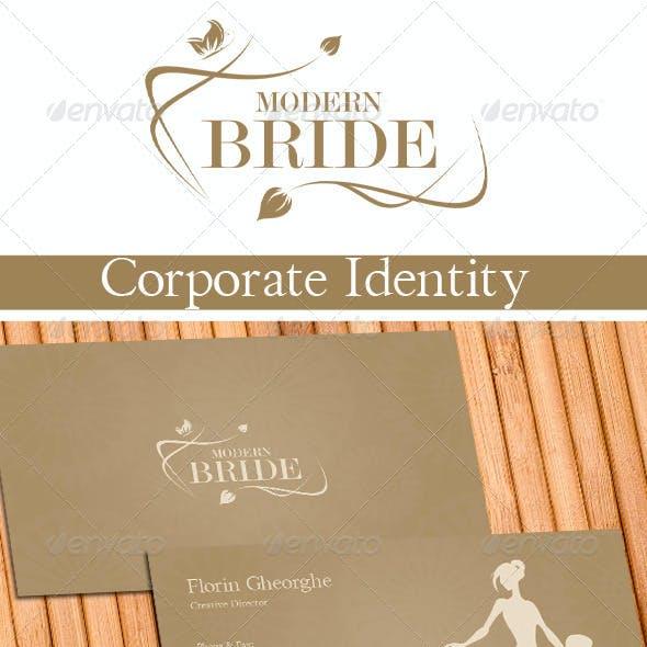 Modern Bride Corporate Identity