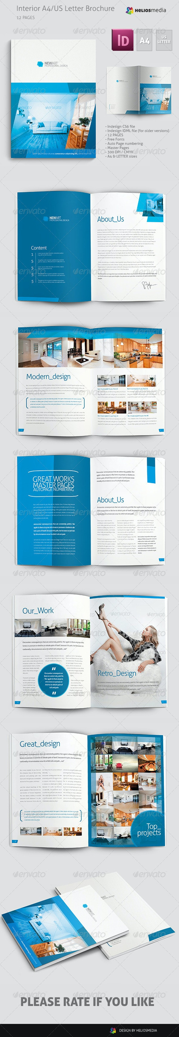 Interior Brochure / Catalog - Catalogs Brochures