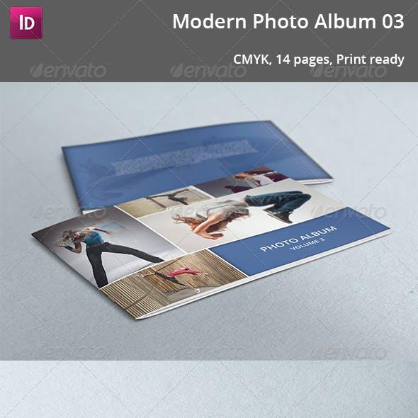 Modern Photo Album 03