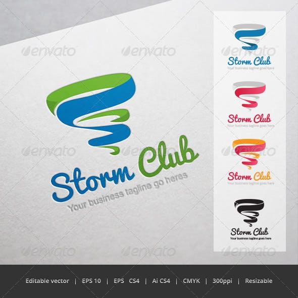 Storm Club Logo