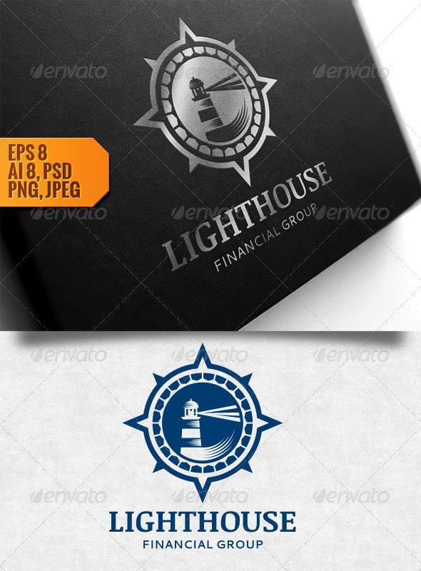 Logo Lighthouse - Buildings Logo Templates