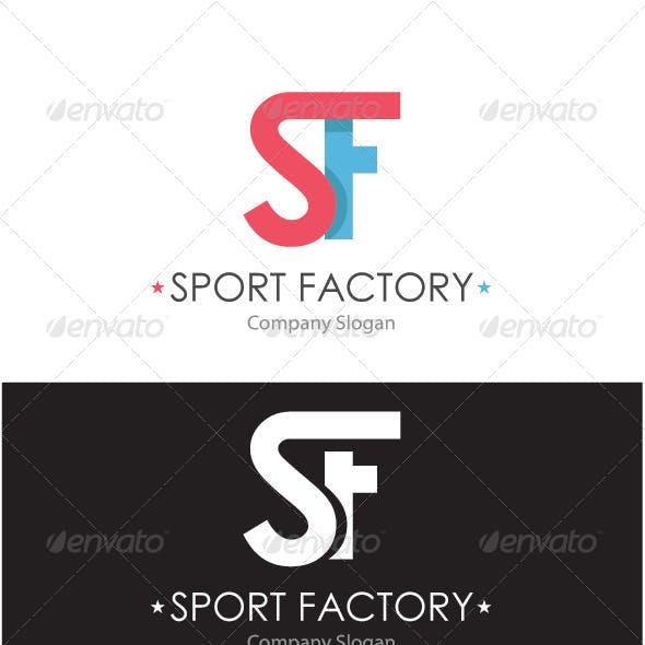 Sport Factory Logo Template