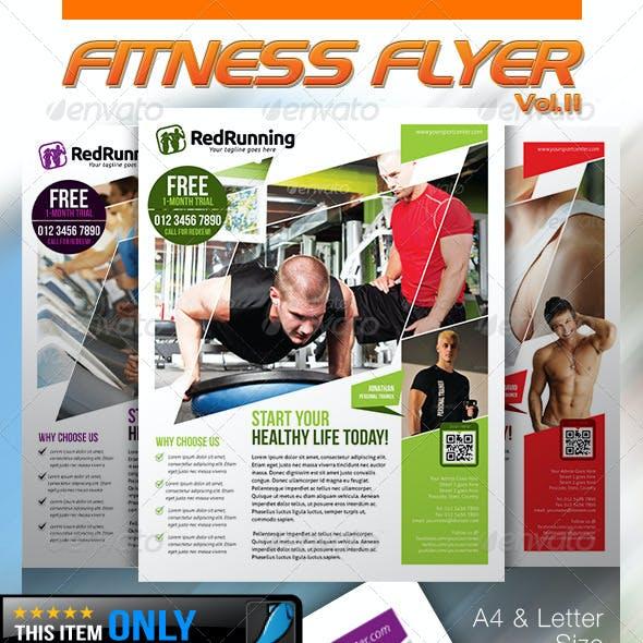 Fitness Flyer Vol.11