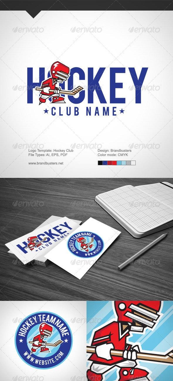 Hockey Club - Logo Templates