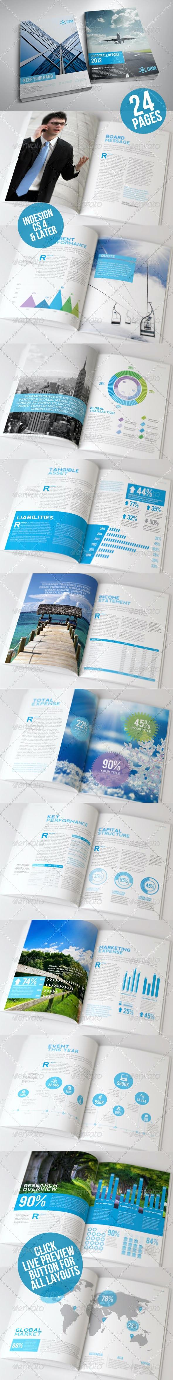 Kasongan Company Annual Report Volume 2 - Corporate Brochures