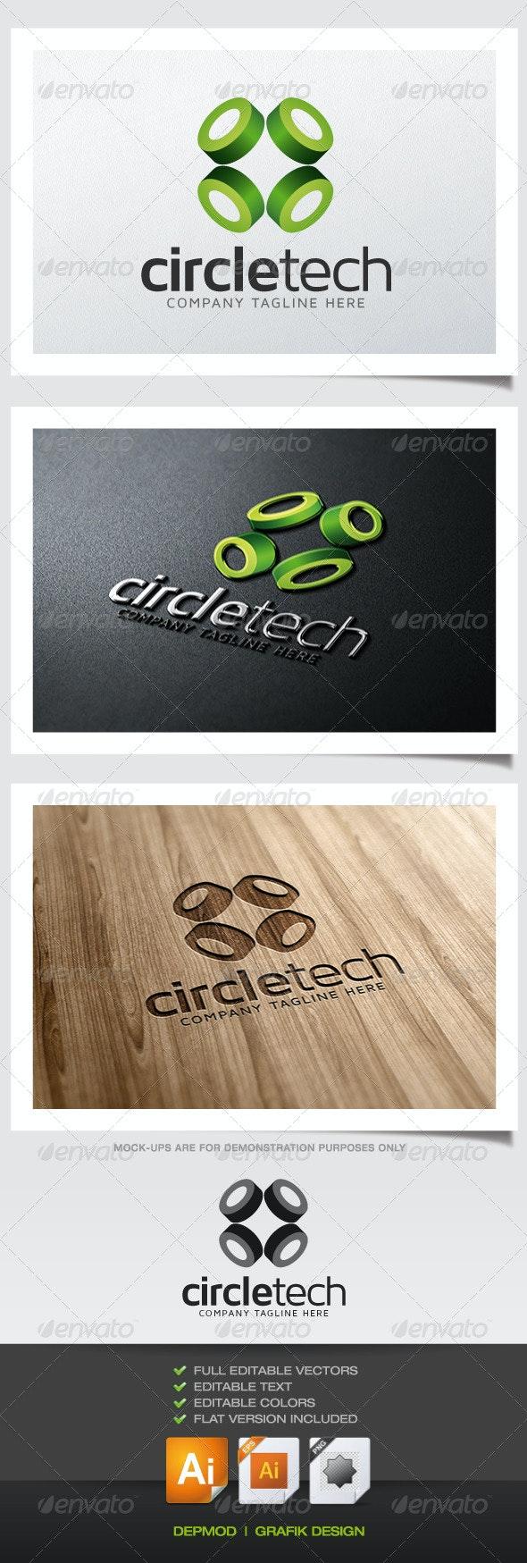 Circle Tech Logo