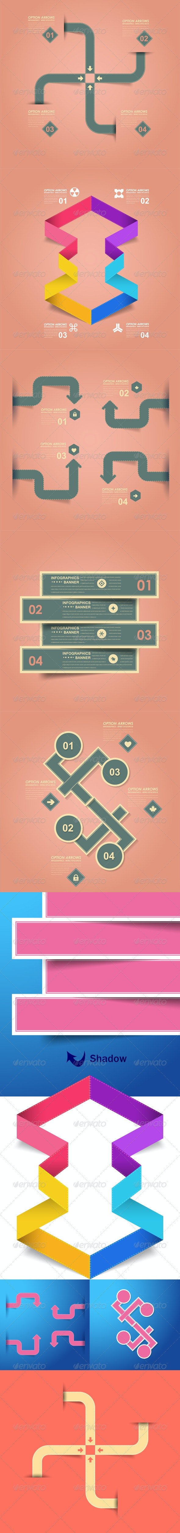 Infographics Vector Template - Infographics
