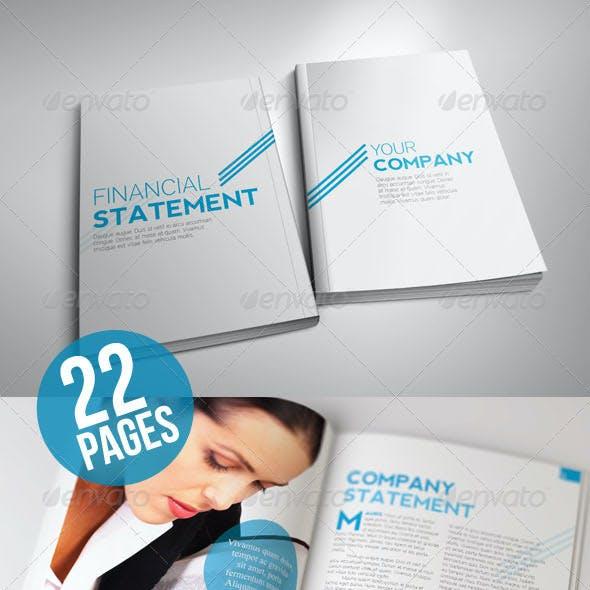 Kasongan Company Annual Report
