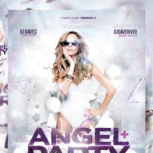 Flyer Angel Party