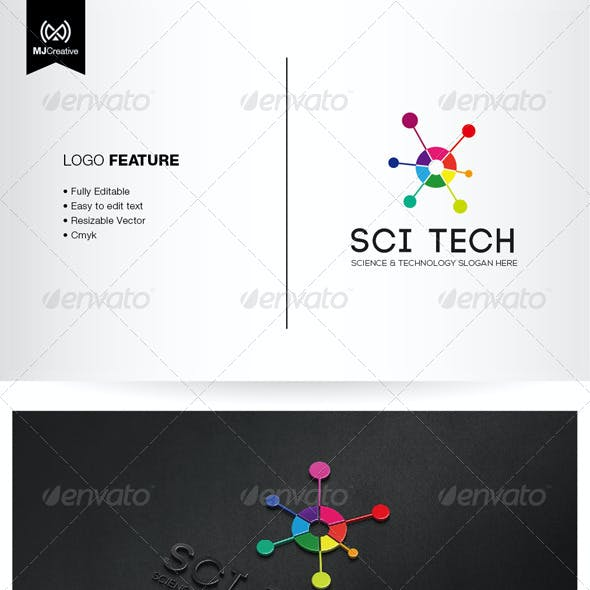 Science and Technology Logo