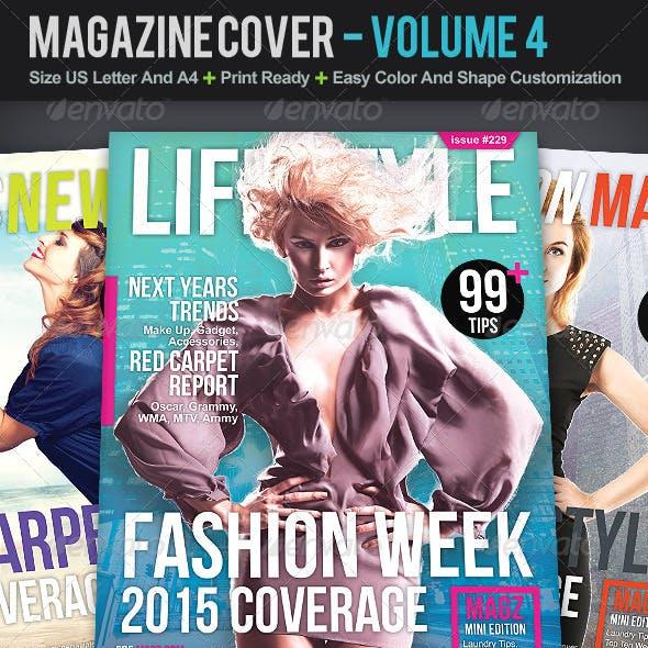 Magazine Cover | Volume 4