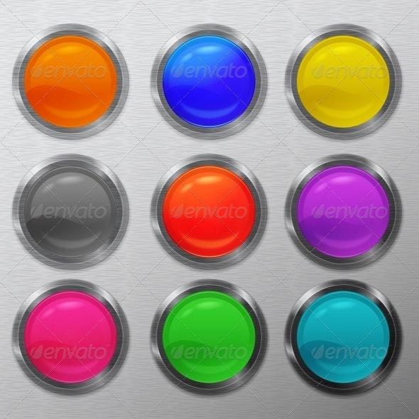 Set Buttons - Miscellaneous Vectors