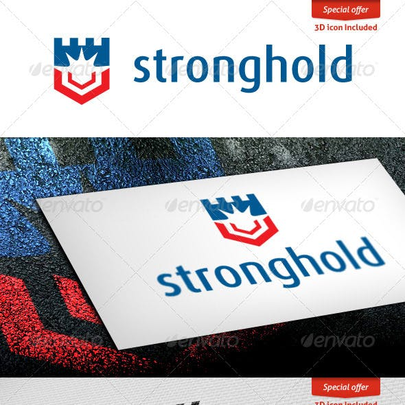 Stronghold Logo Template