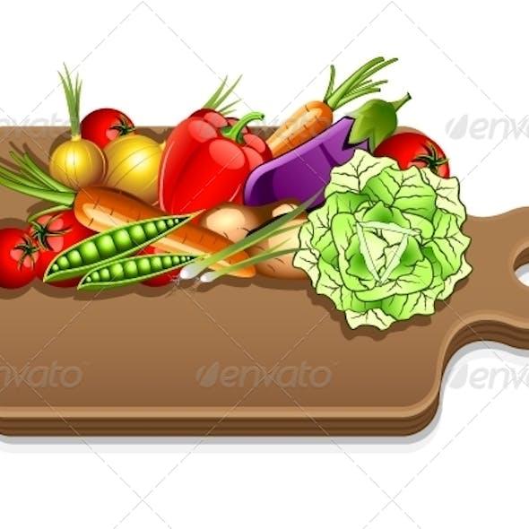 Many Vegetables
