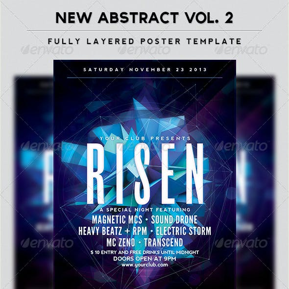 New Abstract Vol.2
