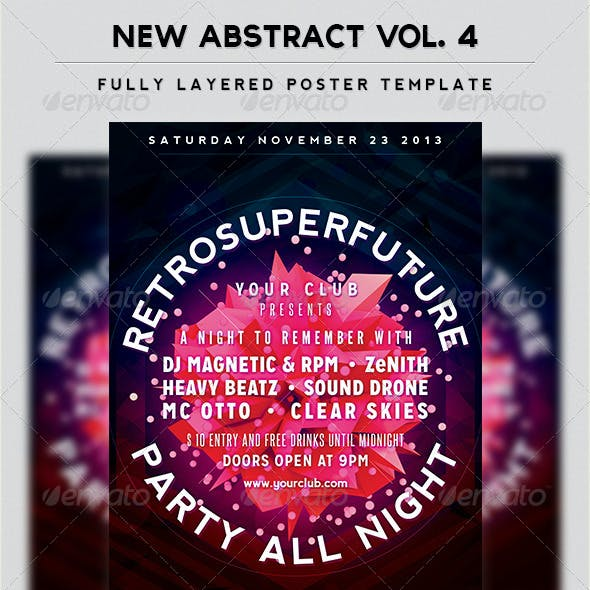 New Abstract Vol.4