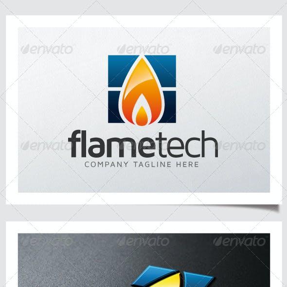 Flame Tech Logo