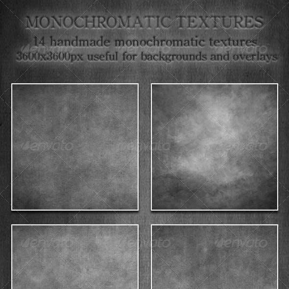 Monochromatic Textures