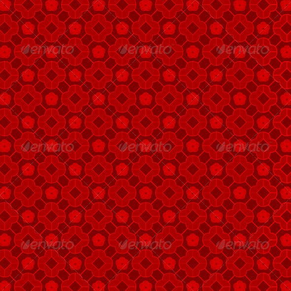 Oriental Chinese Seamless Pattern Background