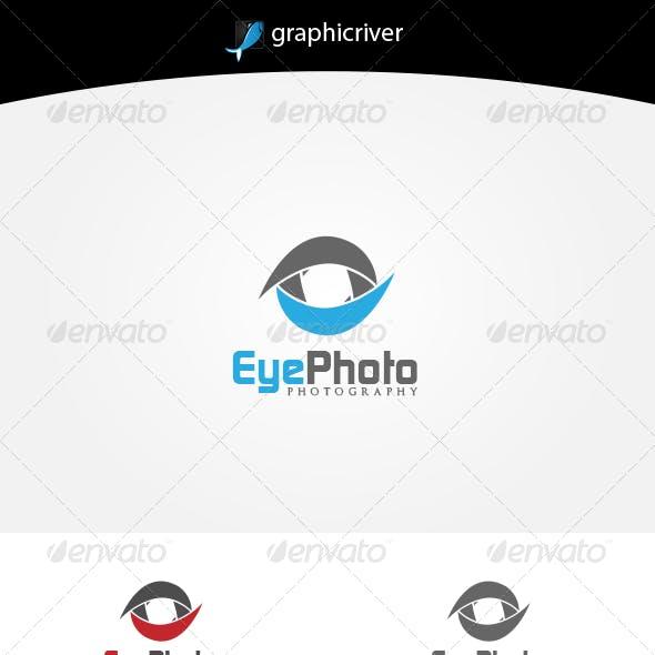 Eye Photo Logo