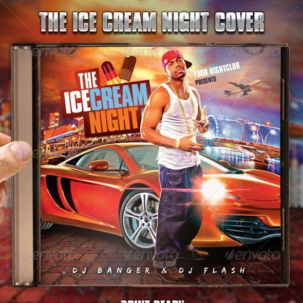 The Ice Cream Night Cover
