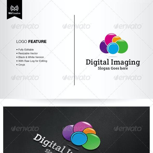 Cloud Camera and Digital Logo