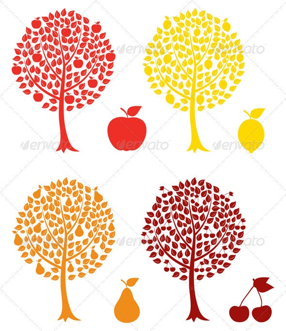 Fruit tree - Flowers & Plants Nature