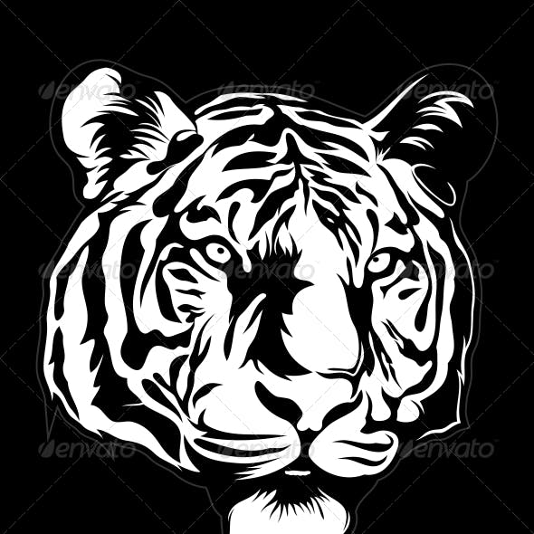 Tigerhead Vector