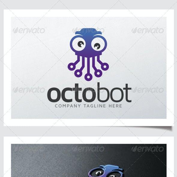Octo Bot Logo