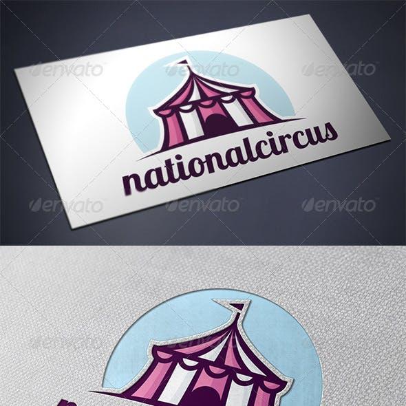 Circus Logo Template