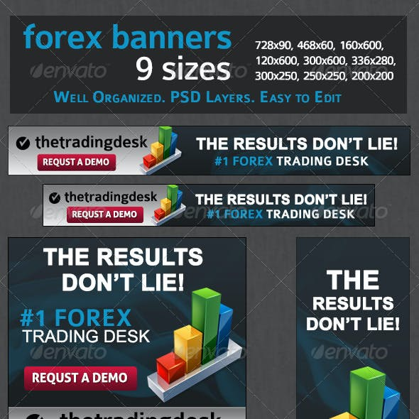 Forex Banners