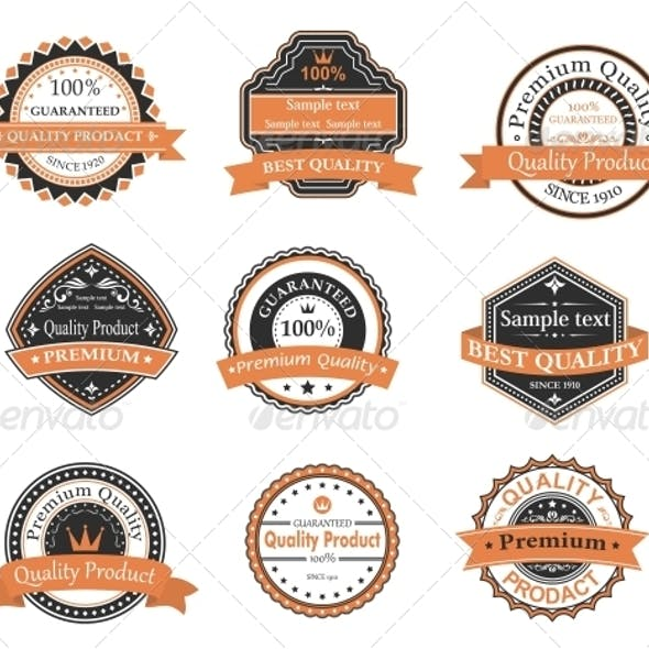 Quality and Warranty Labels