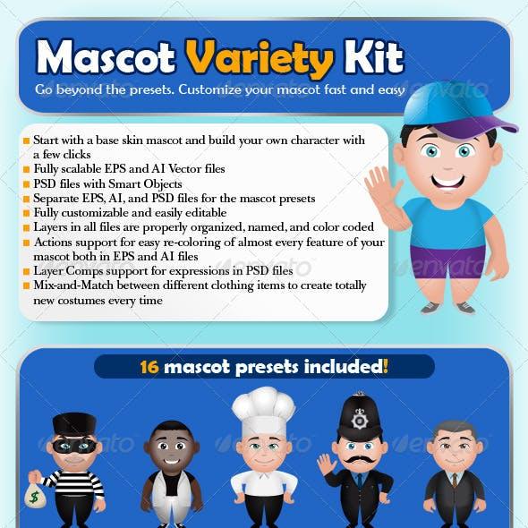 Mascot Variety Kit v1.0