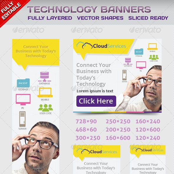 Technology Banner II