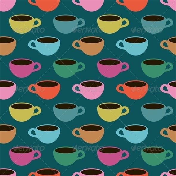 Multicolored Cups