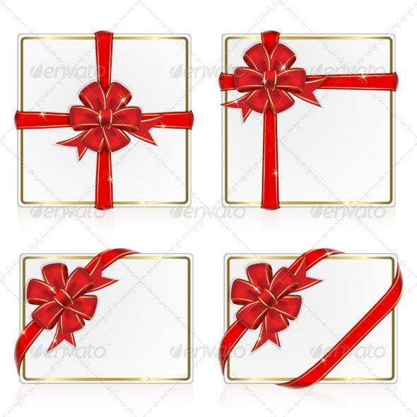 Set from greeting cards  - Christmas Seasons/Holidays