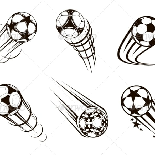 Soccer and Football Emblems