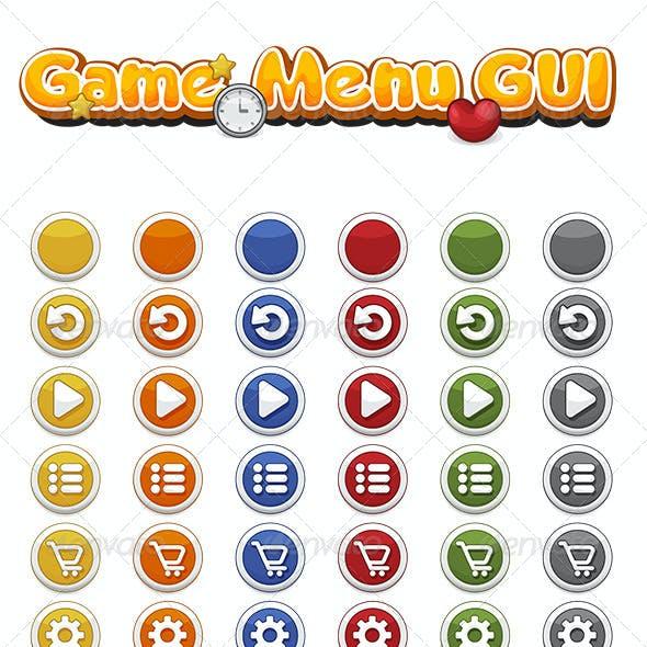 Game Menu Gui Part 1