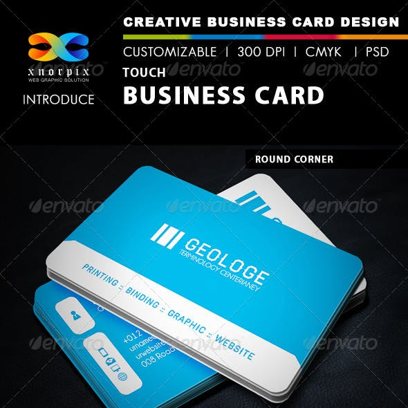 Speed Business Card