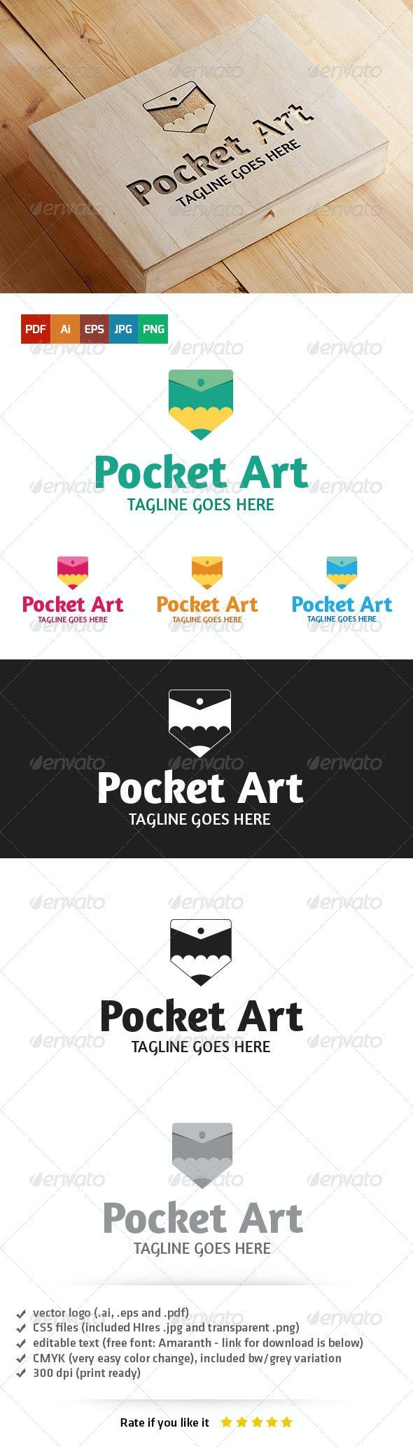 Pocket Art Logo