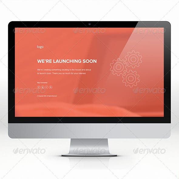 Under Construction & Launching Soon Templates